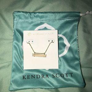 Kendra Scott Leanor Clear Peach